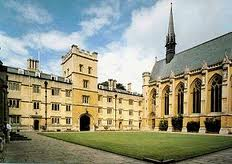 Oxford - Exeter College