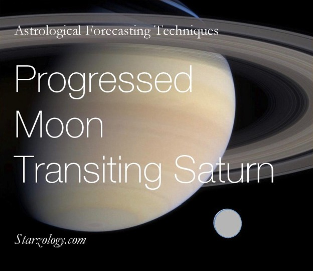 Your Progressed Moon and Transiting Saturn - Special