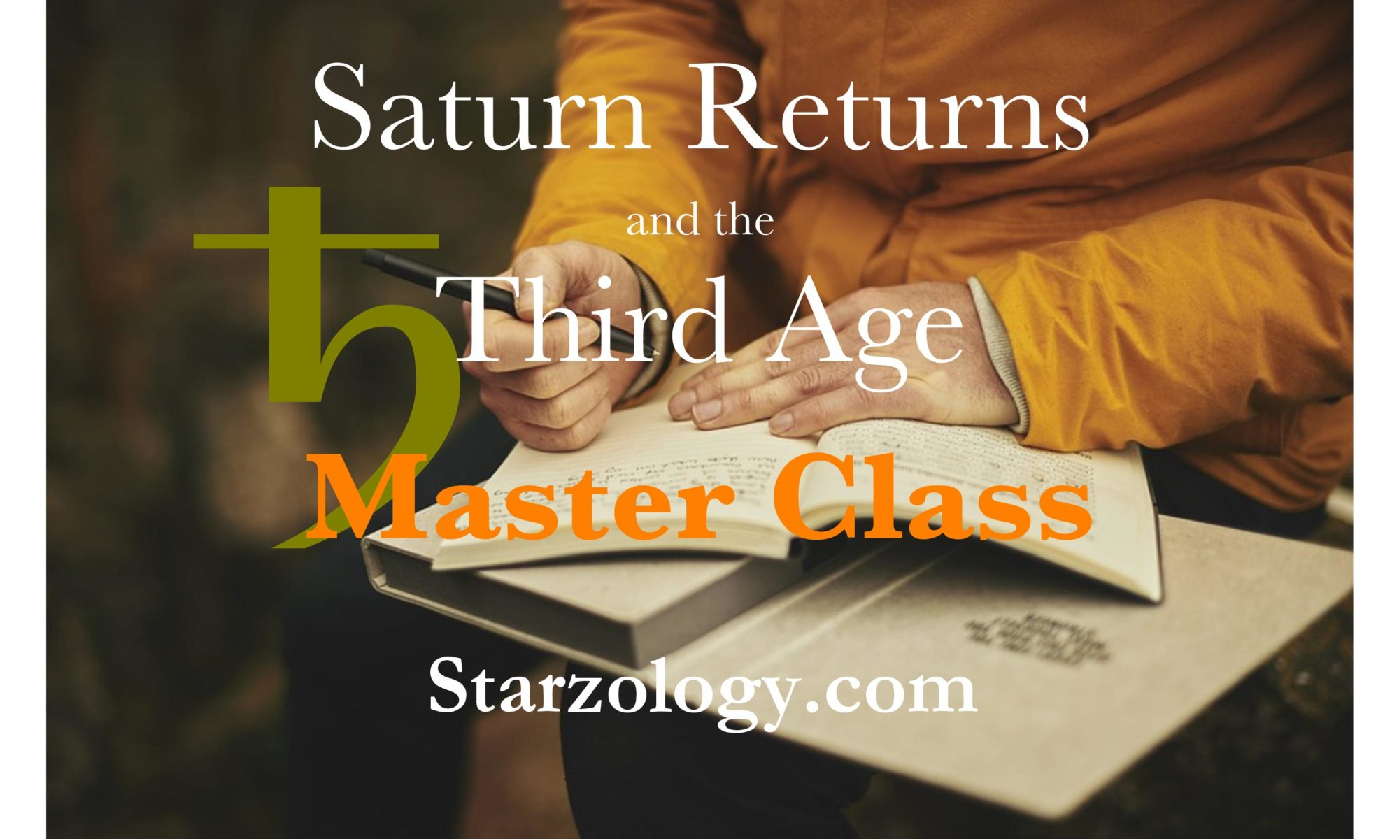 Saturn Return Masterclass - Vancouver - Starzology - Astrology with