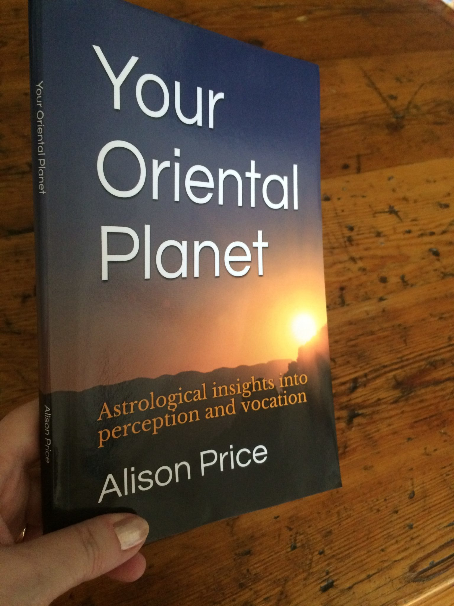 Your Oriental Planet book now available at Amazon