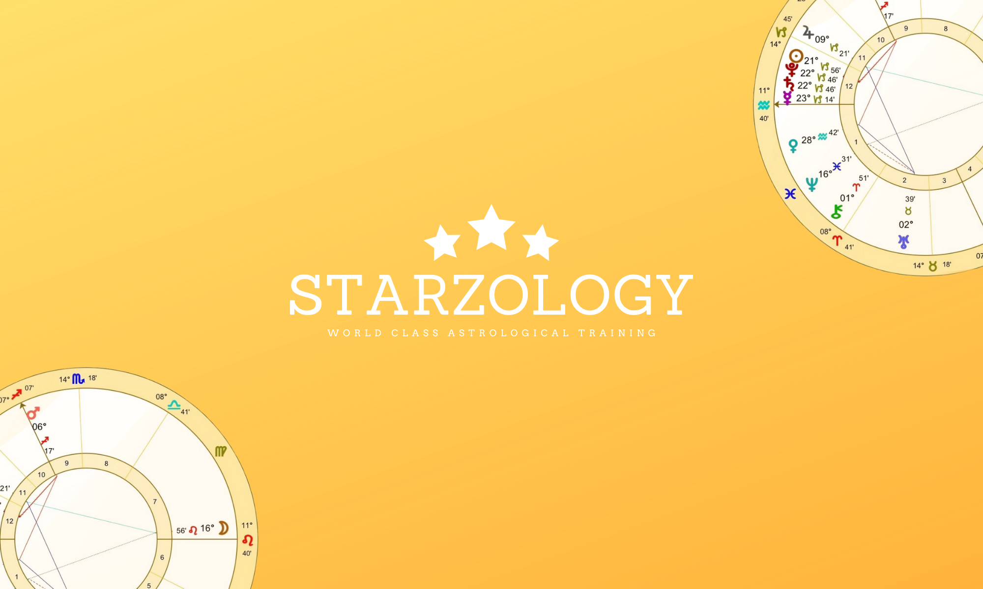 Starzology - World Class Astrological Training