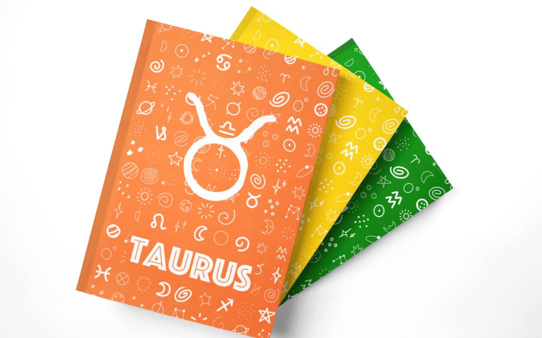 Zodiac Sign Notebooks